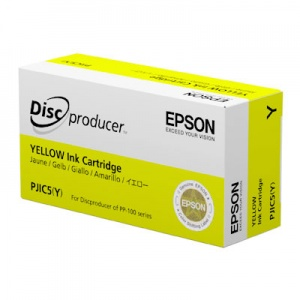 Yellow Ink Cartridge for Epson PP100 Printer