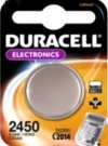 Duracell CR2450  Lithium Coin Battery 3v  also coded  2450. DL2450