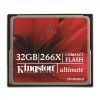 Kingston  32GB Ultimate 266x CompactFlash Card