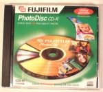 Fuji CDR80 700MB 48 Speed PhotoDisc  - Lifetime Guarantee JC