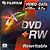 Fuji DVD+RW REWRITABLE 4x in Jewel Case