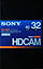 Sony HDCAM 32 minute portable BCT32HD