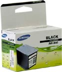Samsung Black Ink Cartridge : INK-M40