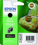 Epson T0341 Chameleon Photo Black Ink Cartridge : T034140