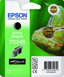 Epson T0348 Chameleon Matte Black Ink Cartridge : T034840