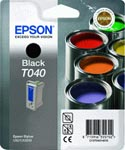 Epson Black Ink Cartridge : T040140