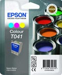 Epson Colour Ink Cartridge : T041040