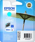 Epson T0442 Parasol Cyan Ink Cartridge : T044240