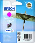 Epson T0453 Parasol Magenta Ink Cartridge : T045340