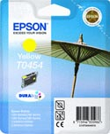 Epson T0454 Parasol Yellow Ink Cartridge : T045440