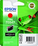 Epson Red Ink Cartridge 13ml : T054740