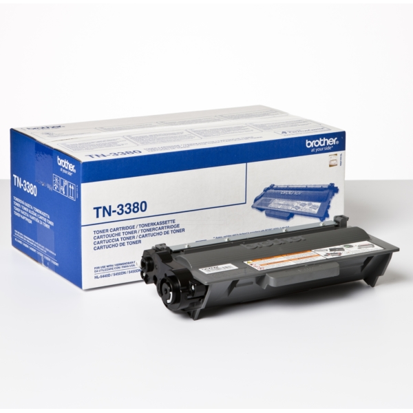 Brother TN3380 8k Black Toner Cartridge : TN3380